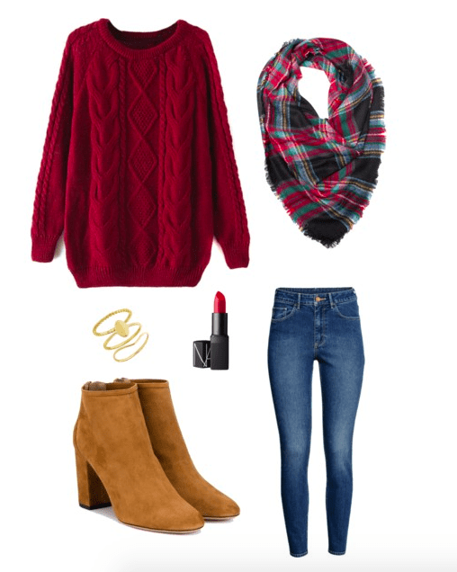 4 Low-Key Christmas Outfit Ideas | Winter Fashion - MY CHIC OBSESSION