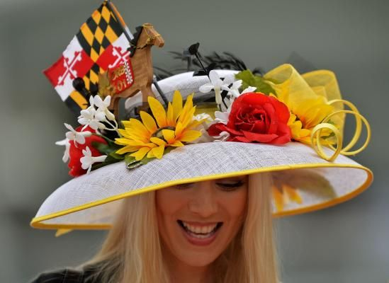 Preakness Stakes 2nd Leg Of Triple Crown Myhometown