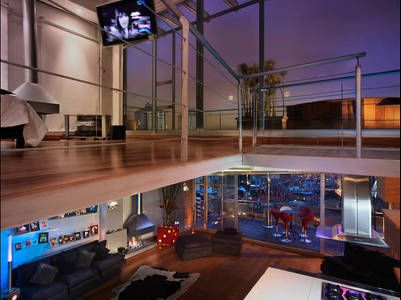 Check out this awesome listing on Airbnb: Beautiful duplex penthouse, jacuzzi in Bogotá