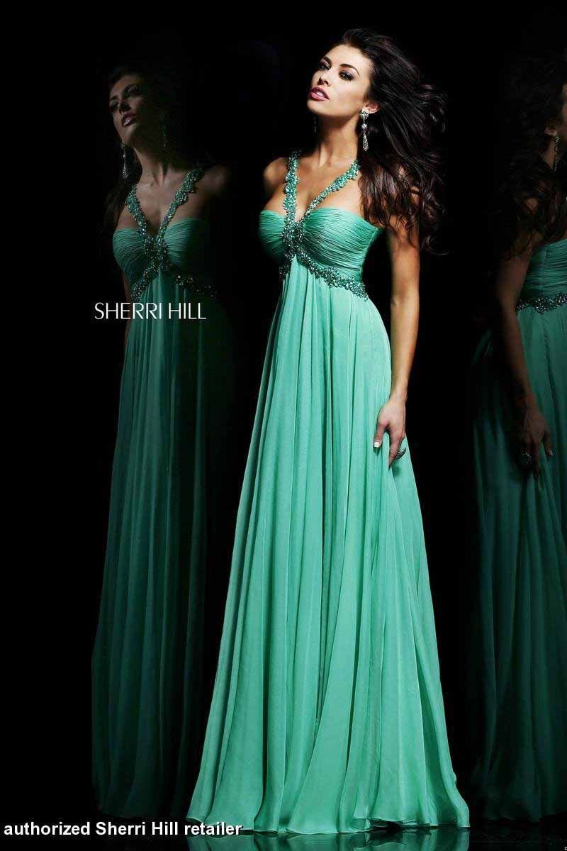 Sherri Hill 11072 at The Ultimate | Gorgeous Gowns | Pinterest ...