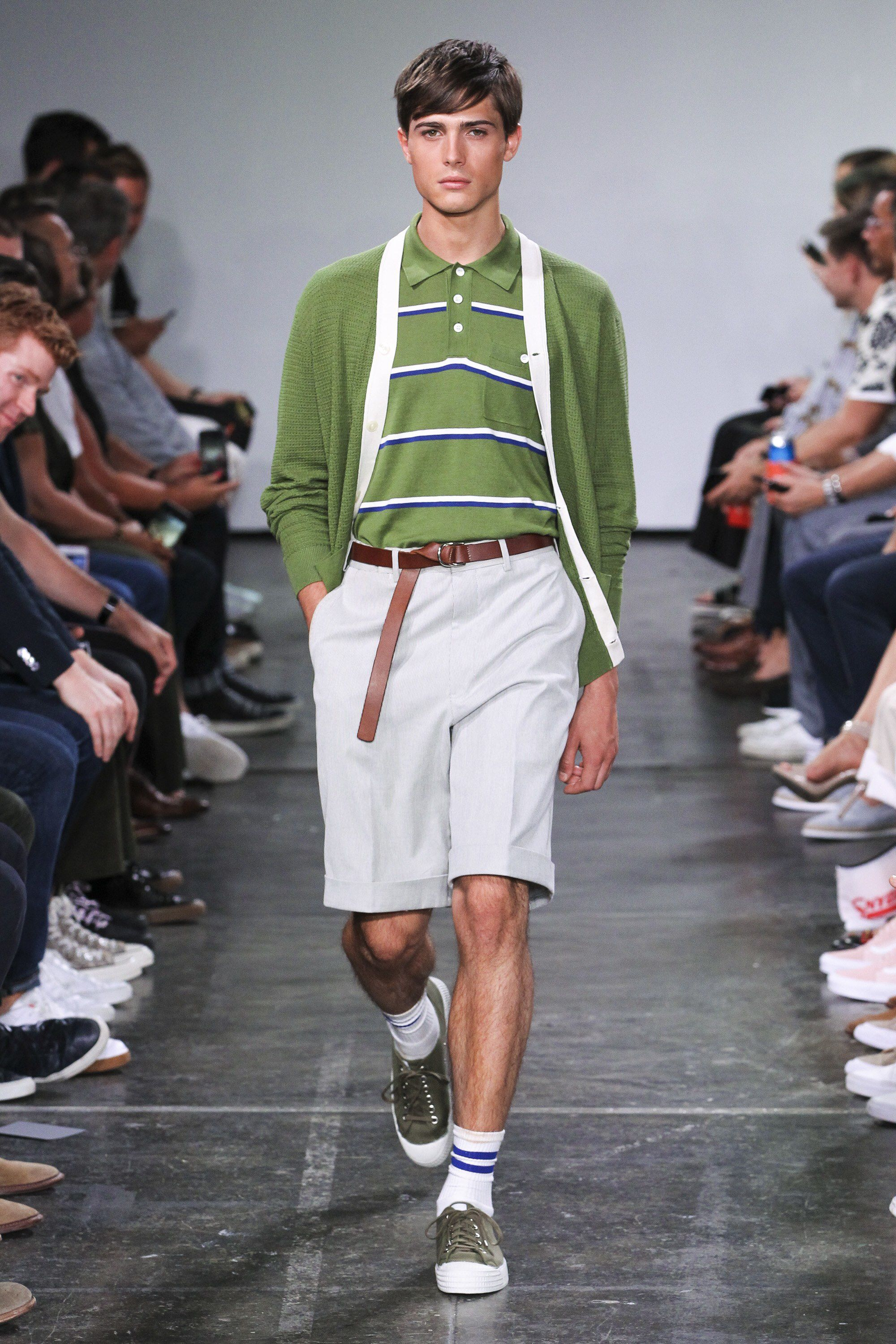 fdce7a5be068 Todd Snyder Spring 2019 Menswear Fashion Show   HEART EYES ...