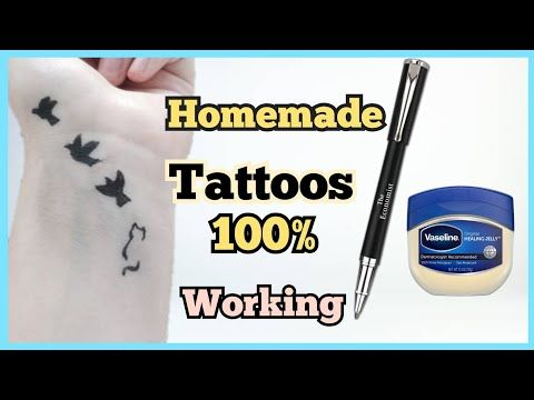 Photo of How to Make Tattoo at Home with Pen | DIY Tattoos | Temporary Tattoos for 6 months | Water proof