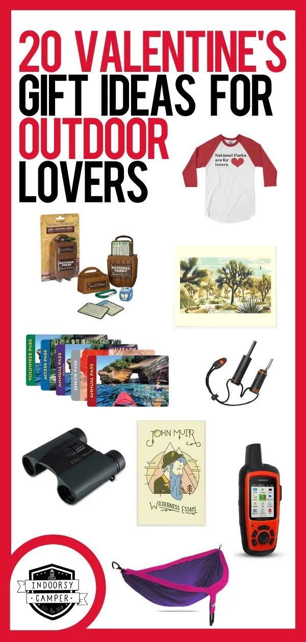 Photo of 20 Valentine Gift Ideas for Outdoor Lovers