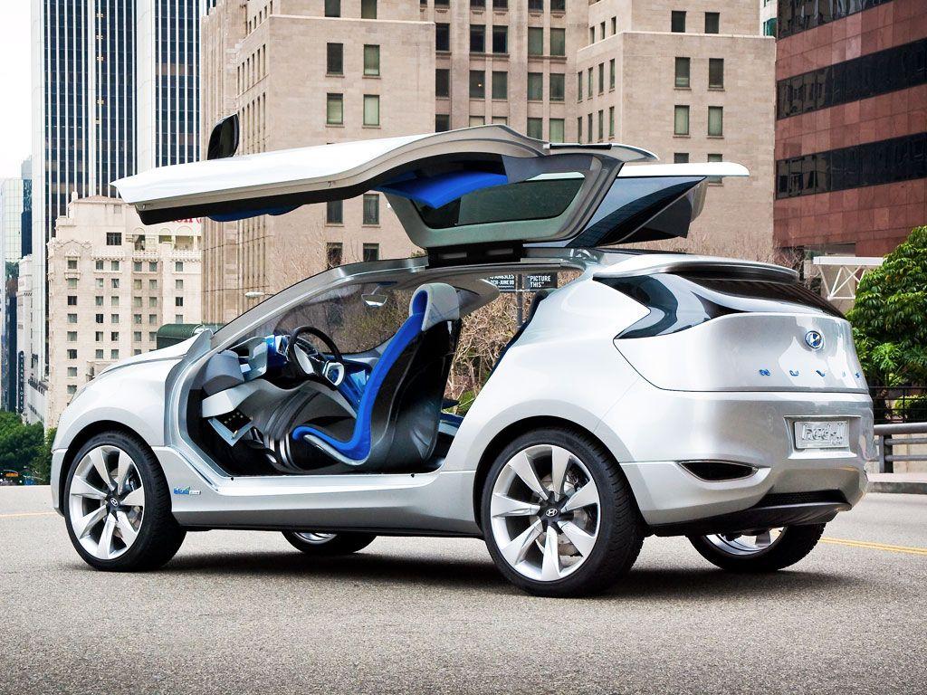20 best Hyundai Concept Cars images on Pinterest | Vehicle, Vehicles ...