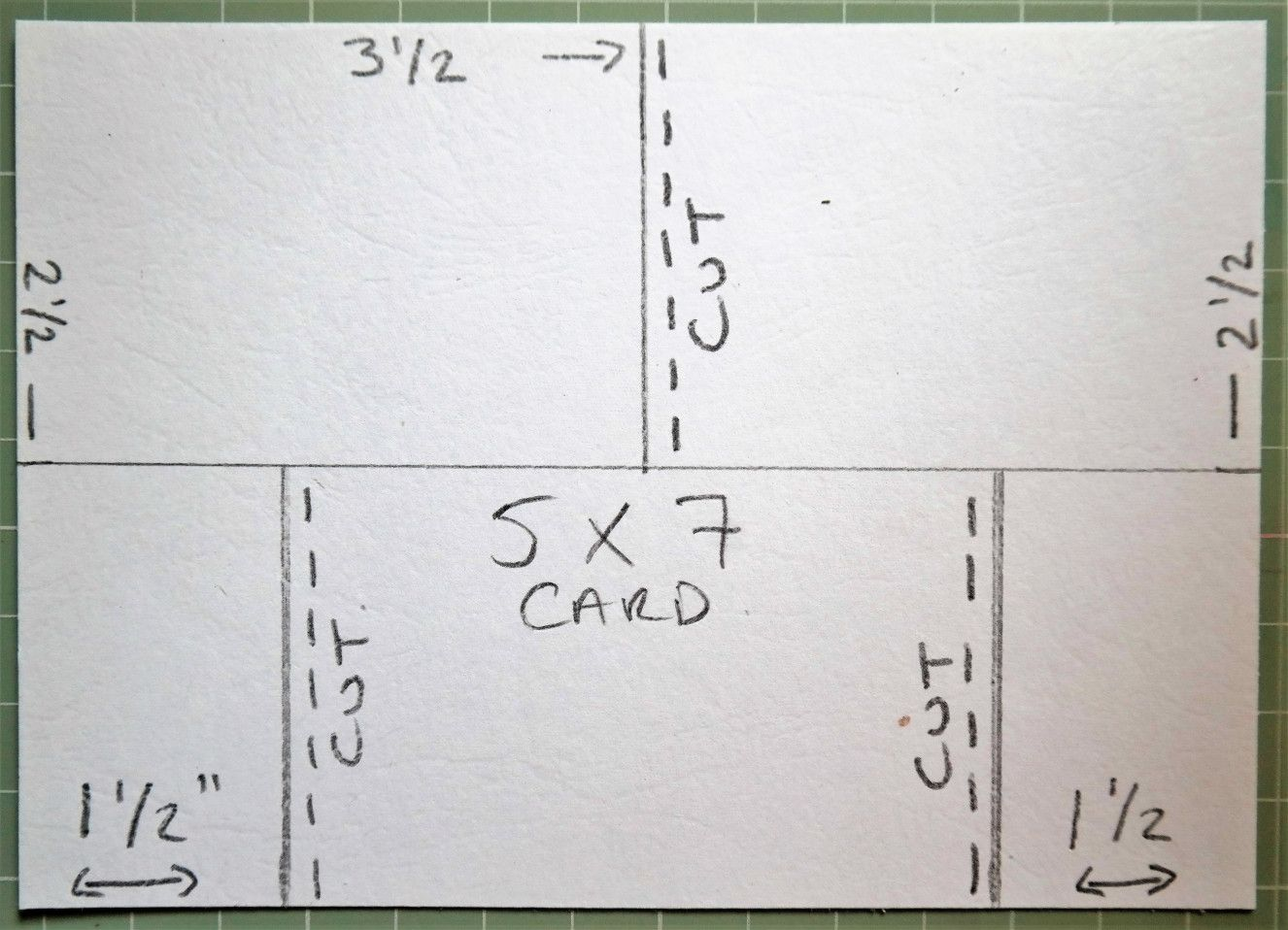 The Impossible Card Card Making Templates Step Cards Card Patterns