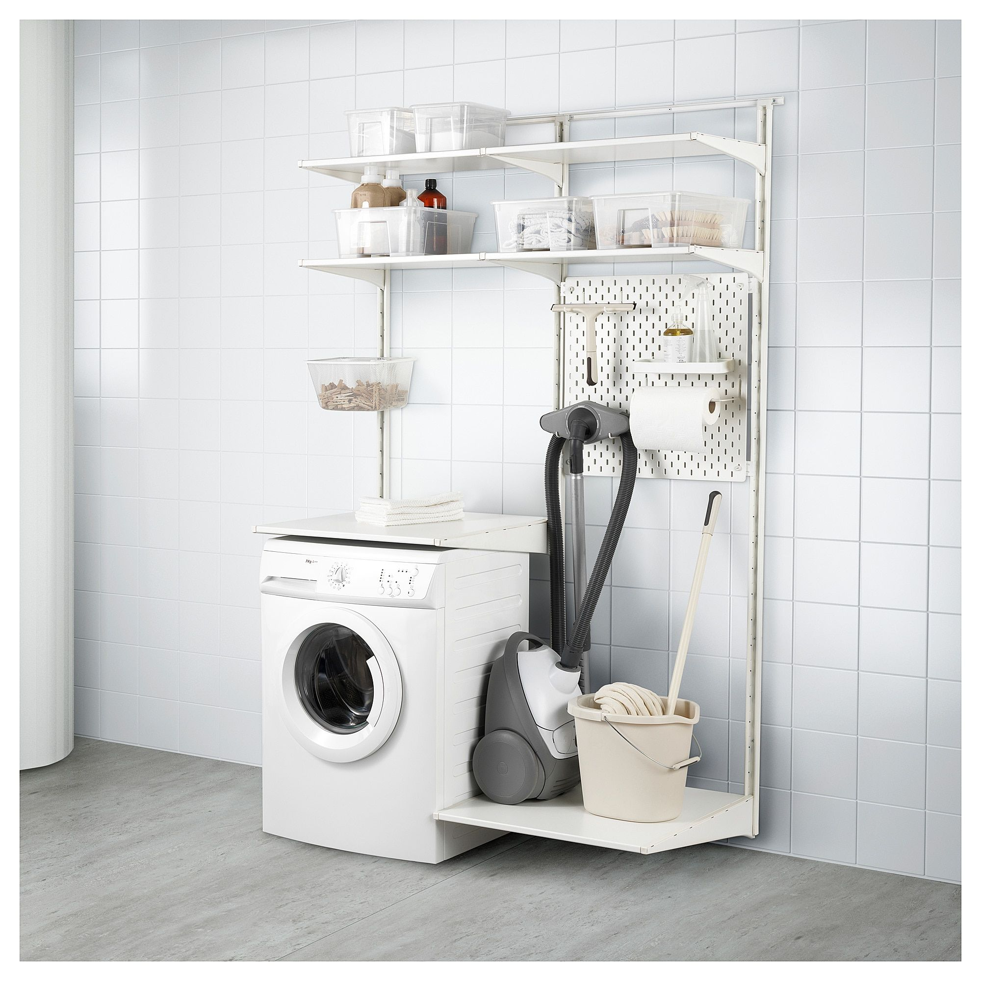 US Furniture and Home Furnishings Ikea algot, Ikea