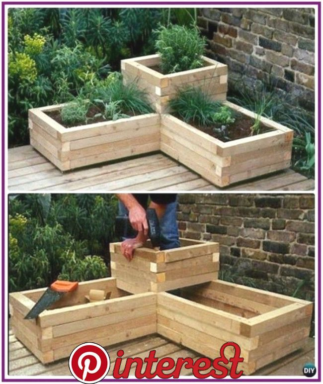 Best 45 Vegetable Garden Design Ideas For Green Living Raised Garden Beds Diy Diy Raised Garden Diy Garden Bed