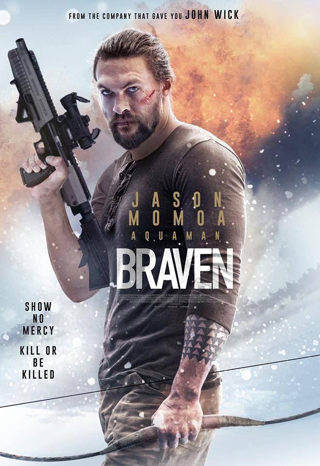Plakat filmu Braven (2018)