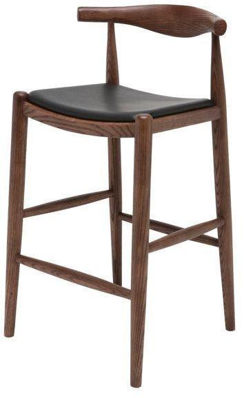 Wooden Counter Stool. Drop Us A Mail At Info@bluedotdesign
