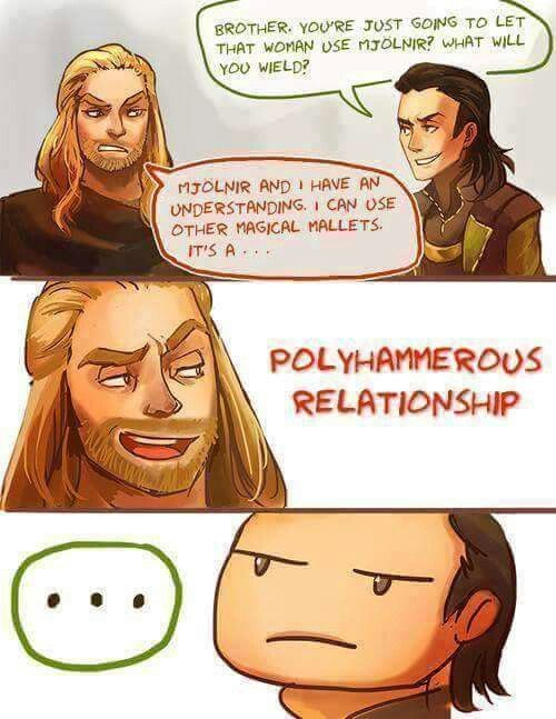 Polyamory dc