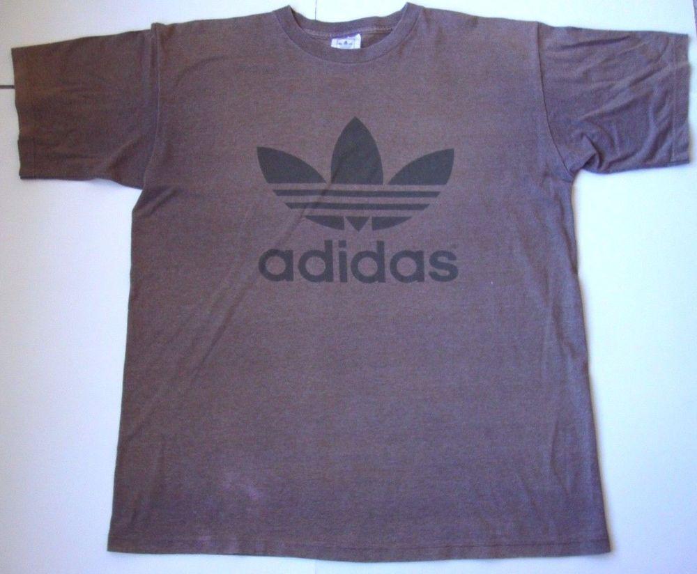 vintage adidas t shirt ebay