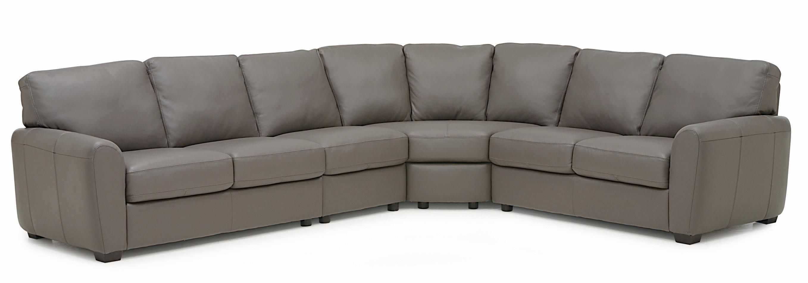 Connecticut 3 Piece Sectional Sofa by Palliser