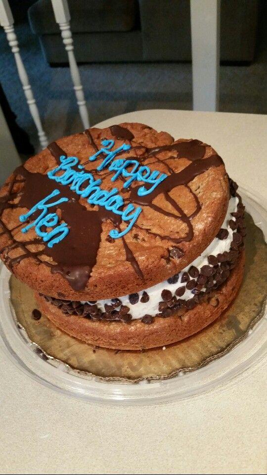 Chocolate Chip Cookie Birthday Cake Publix