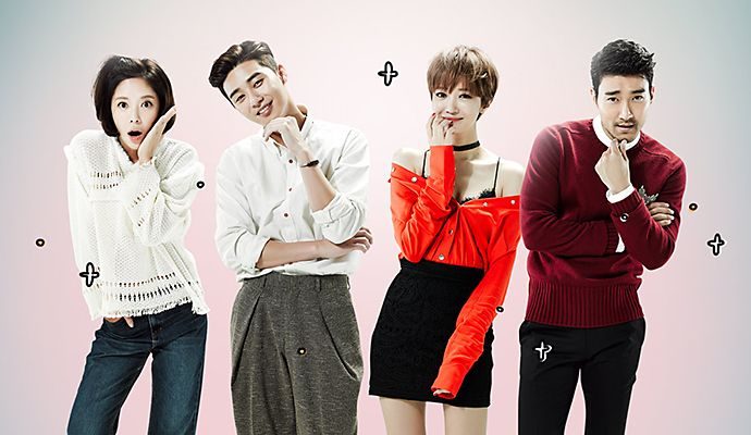 2015/09/01: 'She was pretty' Character posters: leads are ...