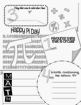 Tons of FREE Pi Day printables, book ideas, and more on
