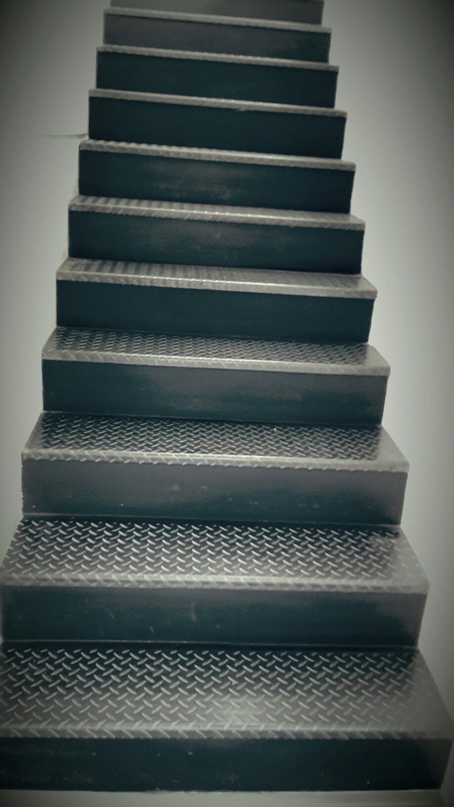 R stairs