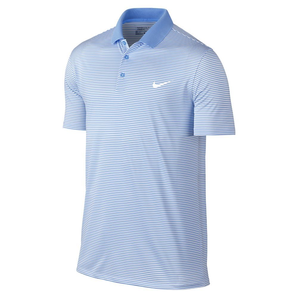 Nike dry victory menus standard fit golf polo shirt size medium