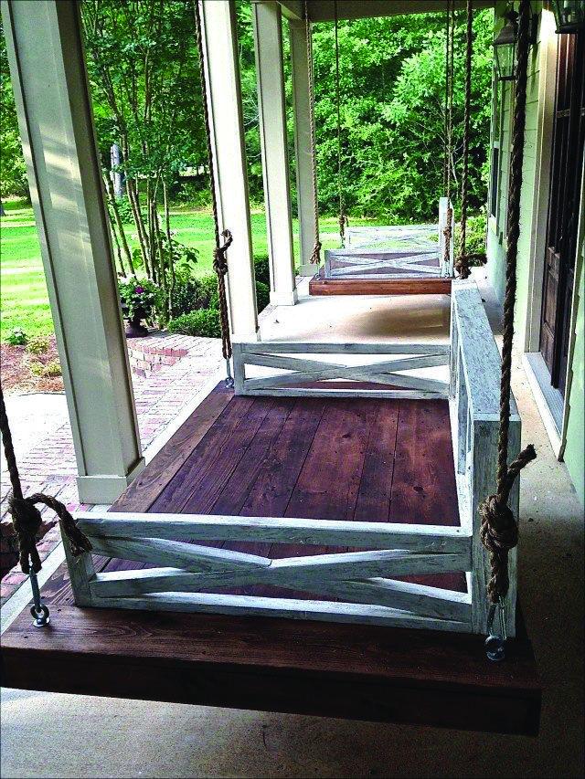 Leading Patio Swing Awning Replacement Just On Planetdecors Com Dekorasi Rumah Rumah Dekorasi