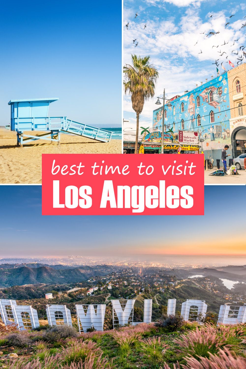 Best Time To Visit Los Angeles Lazytrips Visit Los Angeles California Travel Us Travel Destinations