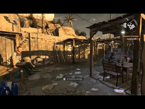 Dying Light Gameplay CZ
