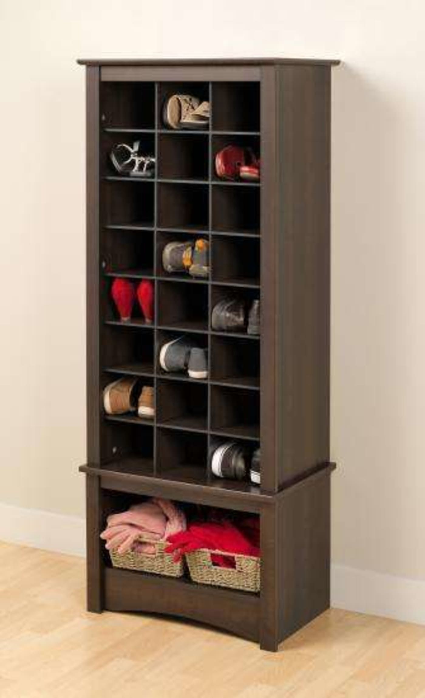 Don T Hide Your Favorite Shoes At The Back Of The Closet Shoe Cubby Shoe Storage Shoe Storage Cabinet