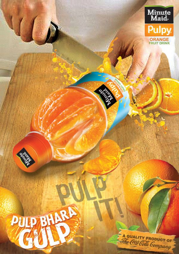 Brand Minute Maid Communication Objective Awareness Of