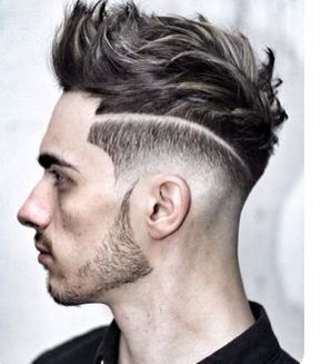 cortes de cabello para hombres en degradado lo ltimo en tendencias este