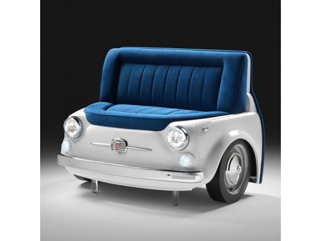 Möbel Radolfzell fiat 500 n design panorama sofa als kleinwagen in radolfzell
