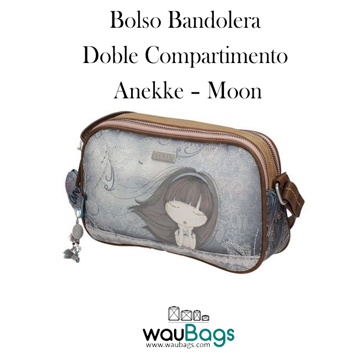 "Bolso Anekke ""moon Bolso ""moon Bandolera Anekke Bandolera 8yNnOmwv0"