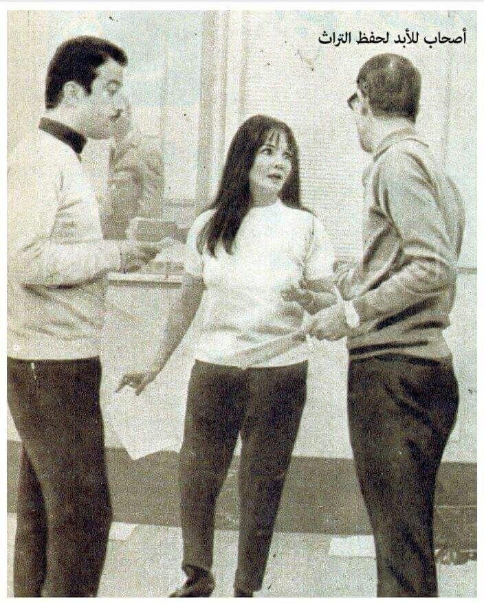 شادية ويوسف شعبان في المسلسل الاذاعي نحن لا نزرع الشوك 1969 Male Sketch Male Art