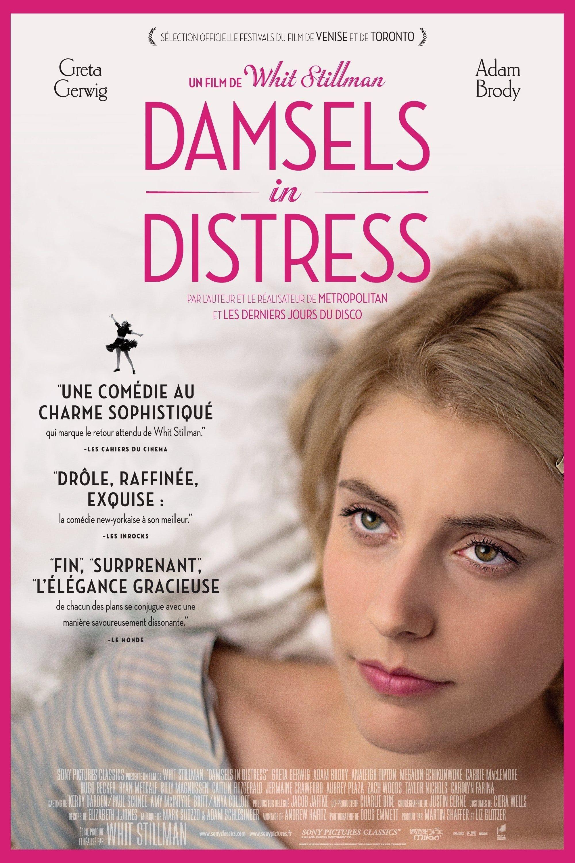 Regarder Un Film D'horreur En Streaming : regarder, d'horreur, streaming, Damsels, Distress, Streaming, Portrait, Groupe