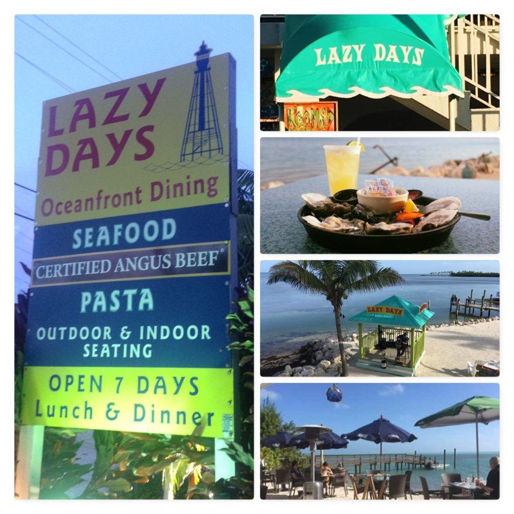 Dinner Menu   Lazy Days Restaurant – Islamorada – Florida Keys ...
