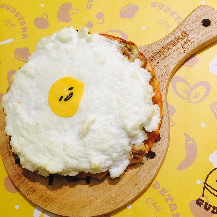 台北打卡新熱點!蛋黃哥五星主廚餐廳