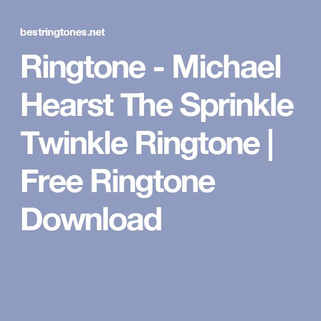 Скачать рингтон twinkle