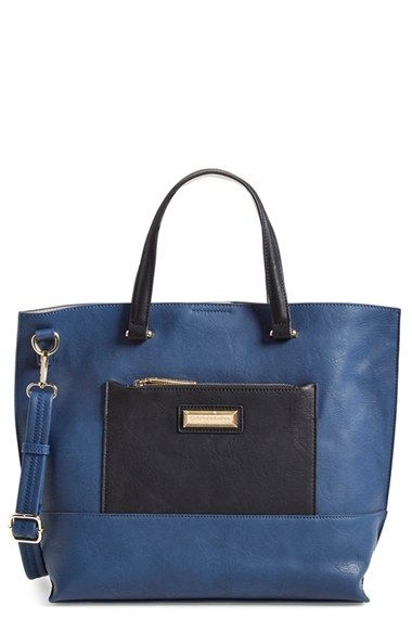 Catherine Catherine Malandrino 'Becca' Colorblock Tote available at #Nordstrom