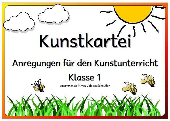Cover+Kunst1.JPG (591×421) | 1. Klasse | Pinterest | Schule, Basteln ...
