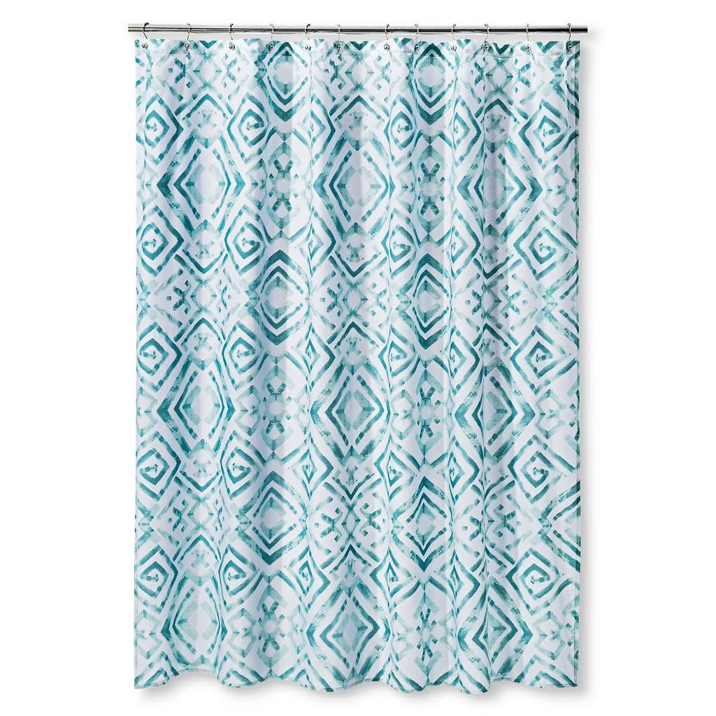 Shower Curtains For Less Tulum Shower Curtain 72 Apartment Therapy