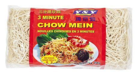 Y Y Y Y 3 Minute Chow Mein Noodles Chow Mein Chow Mein