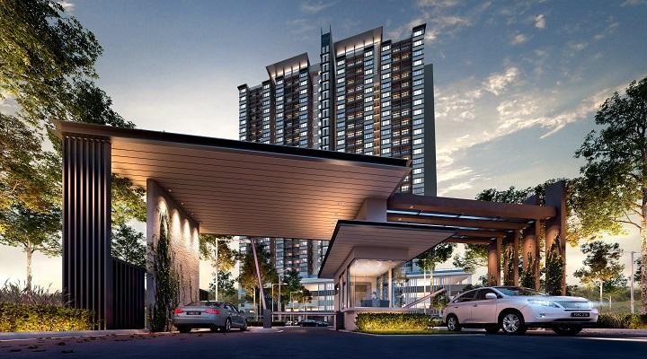 Condominium entrance design google search r condomium for Hotel entrance decor