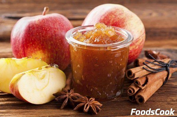 Варенье из яблок дольками рецепт на зиму