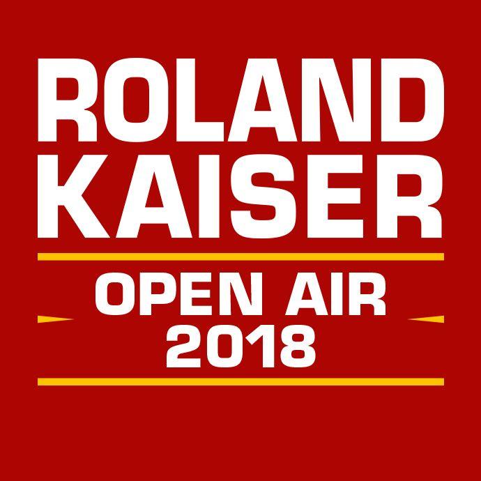 Roland Kaiser Open Air 2018 Tickets Unter Www Semmel De Schlagerparty Konzerte Open Air