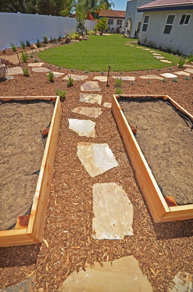 Pin By Teresa Erwin On Scarlett S Landscape Design Low Water Landscaping Water Wise Landscaping Garden Yard Ideas