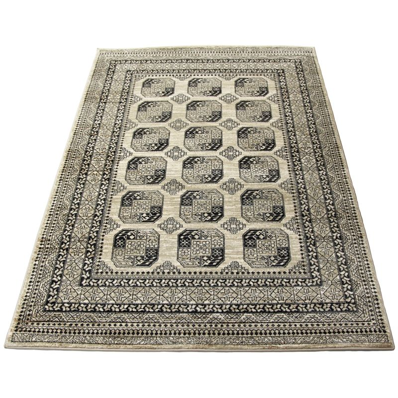Find Hufflett 200 X 290cm Bokhara Beige Rug Heat Set At Bunnings Warehouse Visit