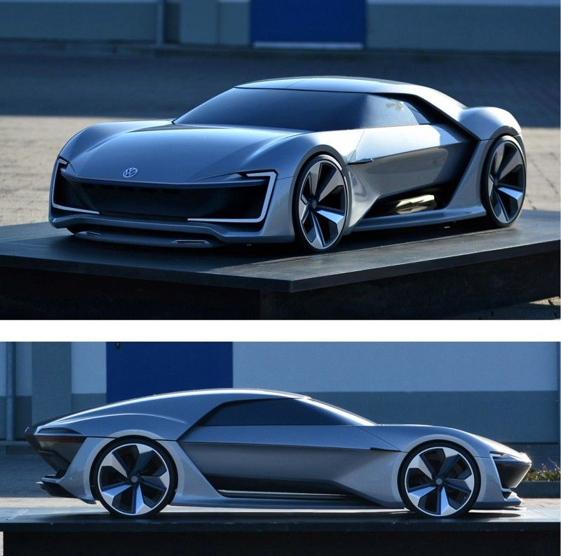 Hd Design Analysis 2020 Volkswagen Gt Ge By Eli Shala Biplane Aero Theory Negative Space Define Ev Supercar Car Revs Daily Com Concept Car Design Volkswagen Super Cars