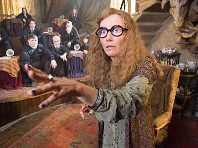 Hexe Hellseherin Harry Potter Harry Potter Film Emma Thompson Harry Potter Bucher