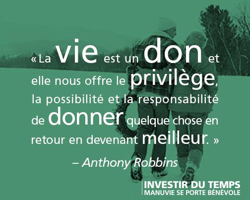 Citation Français Bénévolat Bénévole Gentillesse Bonté