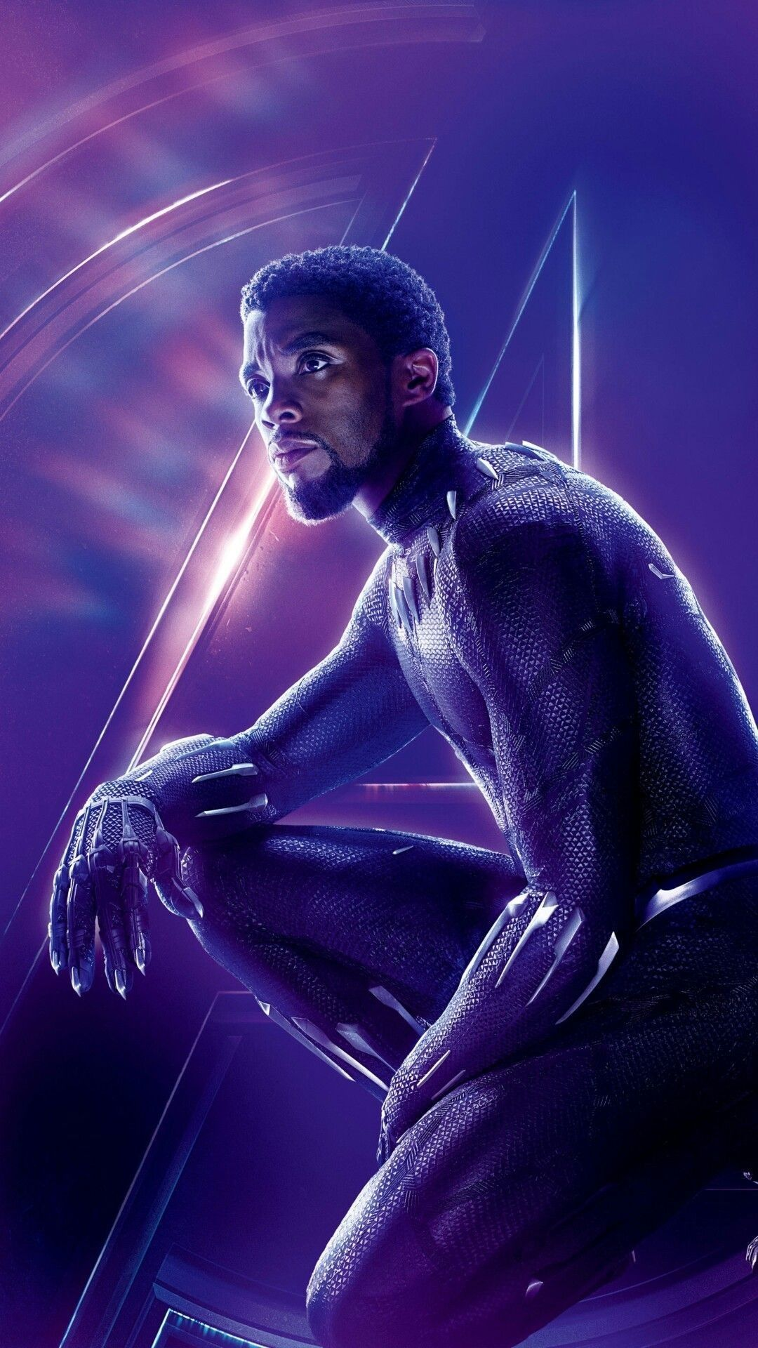 Avengers infinity war jrs Black panther t'challa | wallpapers | Pinterest