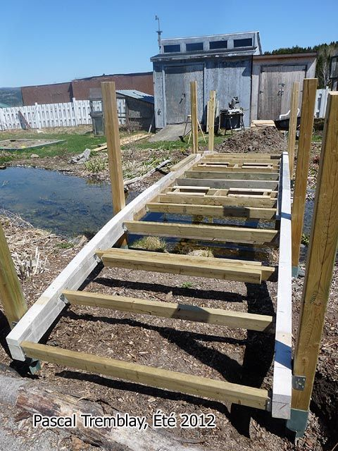 How To Build A Garden Bridge With An Arch   Bridge To Cross The Stream
