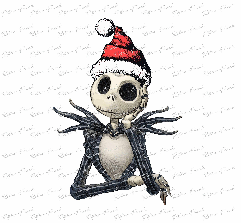 Nightmare Before Christmas Sublimation Designs Downloads Jack Skellington Shirt Png Files Clipart Christmas Sublimation Sublime Nightmare Before Christmas Etsy