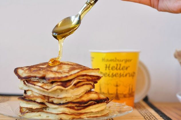 'she likes': Lake Arrowhead Country Club Buttermilk Pancakes